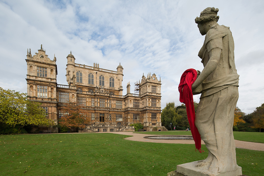 Wollaton Hall Red