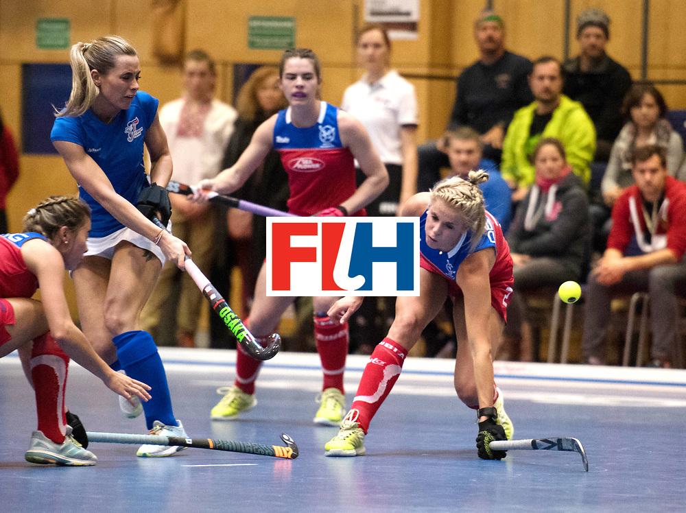 BERLIN - Indoor Hockey World Cup<br /> Czech Republic - Namibia<br /> foto: <br /> WORLDSPORTPICS COPYRIGHT FRANK UIJLENBROEK
