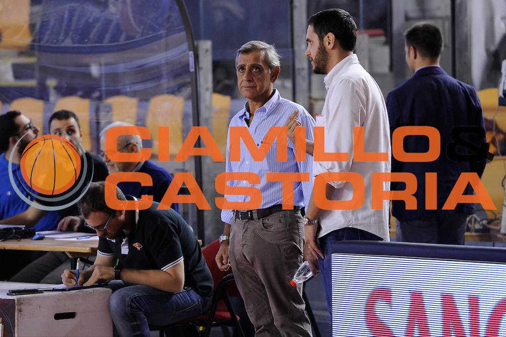 Claudio Toti<br /> Unicusano Roma - Viola Reggio Calabria<br /> Campionato Basket LNP 2016/2017<br /> Roma 16/10/2016<br /> Foto Ciamillo-Castoria