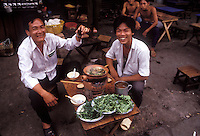 Streetfood in Cholon, Ho Chi Minh City, Vietnam