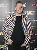 Professor Green, Cineworld Leicester Square 4DX Gala, London UK, 19 April 2018