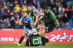 Sassuolo vs Napoli - 10 March 2019