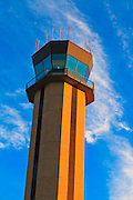 Traffic control tower at PDK.