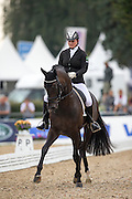 Juliette Piotrowski - Sir Fashion<br /> FEI World Breeding Dressage Championships for Young Horses 2012<br /> © DigiShots