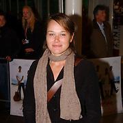NLD/Utrecht/20051001 - Nederlands Filmfestival 2005, Premiere Johan, Lieke Antonissen
