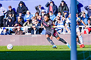 Leeds United forward Helder Costa (17) during the EFL Sky Bet Championship match between Queens Park Rangers and Leeds United at the Kiyan Prince Foundation Stadium, London, England on 18 January 2020.
