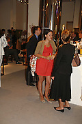 Lindsey Dupler and Vanessa Theos, The opening  day of the Grosvenor House Art and Antiques Fair.  Grosvenor House. Park Lane. London. 14 June 2006. ONE TIME USE ONLY - DO NOT ARCHIVE  © Copyright Photograph by Dafydd Jones 66 Stockwell Park Rd. London SW9 0DA Tel 020 7733 0108 www.dafjones.com