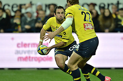 October 28, 2017 - Clermont-Ferrand - Stade Marcel, France - Morgan Parra  (Credit Image: © Panoramic via ZUMA Press)
