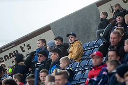 Falkirk v Raith Rovers. Scottish Championship game played 22/10/2016 at The Falkirk Stadium.