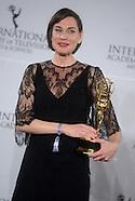 New York - 44th International Emmy Awards - 21 Nov 2016