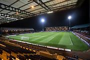 31st October 2018, Kilmac Stadium, Dundee, Scotland; Ladbrokes Premiership football, Dundee v Celtic; General view of The Kilmac Stadium at Dens Park, home of Dundee Football Club