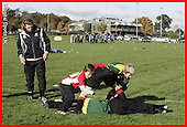 Saracens Masterclass at Old Albanians. 31-10-08. u13s