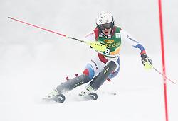 HOLDENERWendy of Switzerland competes during 1st Run of 50th Golden Fox Audi Alpine FIS Ski World Cup Ladies Slalom, on February 2, 2014 in Podkoren, Kranjska Gora, Slovenia. (Photo By Matic Klansek Velej / Sportida.com)