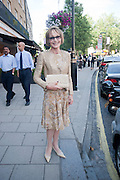 LADY VICTORIA GETTY, Pimlico Road party. 22 June 2010. -DO NOT ARCHIVE-© Copyright Photograph by Dafydd Jones. 248 Clapham Rd. London SW9 0PZ. Tel 0207 820 0771. www.dafjones.com.
