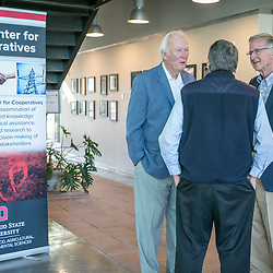 Center for Cooperatives reception at the OSU 4H Center in Columbus, Ohio Wednesday October 18th, 2017. (Christina Paolucci, photographer)