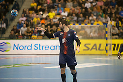 Nikola Karabatic during handball match between RK Celje Pivovarna Lasko (SLO) and Paris Saint-Germain HB (FRA) in VELUX EHF Champions League 2018/19, on February 24, 2019 in Arena Zlatorog, Celje, Slovenia. Photo by Peter Podobnik / Sportida