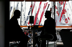 UK ENGLAND SOUTHAMPTON 17SEP11 - Activity at the MAN stand at the Southampton Boatshow...The Southampton Boat Show is the biggest water based boat show in Europe. It has been held every September since 1969 in Mayflower Park, Southampton, England.....jre/Photo by Jiri Rezac....© Jiri Rezac 2011