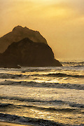 Seaseape photographs Pacific Ocean from Redwood National Park, CA