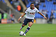 Bolton Wanderers midfielder Liam Feeney gets forward during the Sky Bet Championship match between Bolton Wanderers and Brighton and Hove Albion at the Macron Stadium, Bolton, England on 26 September 2015.