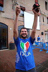20160702 ITALIA - GERMANIA IN PIAZZA MUNICIPALE