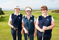Athenry Golf Club, Margaret Lavelle, Maura Caulfield and Marie Carr one of the 18 golf clubs who qualified for The 2012 Ladies Irish Open Club Challenge Connaught Final battled it out at Galway Golf Club with the winning team going through to play in the Ladies Irish Open PRO-AM in Killeen Castle on August 2nd. .MORE:.The winning team Galway Golf Club of  Clodgah Hennessy, Sheelagh Kearney and Alice Murphy,  earn a once-in-a-lifetime opportunity to play with a professional at the Ladies Irish Open in August along with an over-night stay and invitation to the Gala Dinner..Over 180 clubs throughout the country, resulting in a total of 584 teams and 1,752 ladies, entered this year?s Club Challenge with 120 teams qualifying for the provincial finals. The participating clubs are competing in the fifth staging of the Club Challenge following the outstanding success of The 2011 Solheim Cup, the greatest global marquee event in ladies golf which saw Alison Nicholas? team of Europeans win back the coveted trophy by a margin of 14.5 - 12.5 in the most exciting staging of the event ever recorded, in Killeen Castle, Co. Meath..For the latest information on The 2012 Ladies Irish Open Club Challenge and to purchase tickets for The 2012 Ladies Irish Open visit www.ladiesirishopen.ie.Photo:Andrew Downes. ..