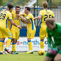 Inverness Caley Thistle v St Johnstone…27.08.16..  Tulloch Stadium  SPFL<br />