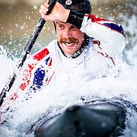 British Canoe Slalom UK Championships and Senior S