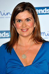 Amanda Lamb attends the Mind Media Awards 2012, BFI Southbank, Belvedere Road, London, United Kingdom, November 19, 2012. Photo by Chris Joseph / i-Images.