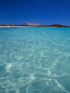 Sea and sand at Lu Impostu Beach, San Teodoro<br /> East Coast Sardinia, Italy