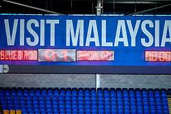The Scoreboard at the Cardiff City Stadium showing the final score of Cardiff City 0-1 Bristol City - Mandatory by-line: Robbie Stephenson/JMP - 10/11/2019 -  FOOTBALL - Cardiff City Stadium - Cardiff, Wales -  Cardiff City v Bristol City - Sky Bet Championship