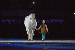 Opening Ceremony <br /> Alltech FEI World Equestrian Games™ 2014 - Normandy, France.<br /> © Hippo Foto Team - Leanjo de Koster<br /> 25/06/14