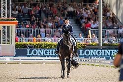 Nilshagen Therese, SWE, Dante Weltino Old<br /> European Championship Dressage<br /> Rotterdam 2019<br /> © Hippo Foto - Dirk Caremans