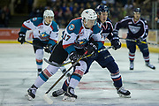 KELOWNA, CANADA - MARCH 04:  Rodney Southam #17 of the Kelowna Rockets at the Kelowna Rockets game on March 04, 2017 at Prospera Place in Kelowna, British Columbia, Canada.  (Photo By Cindy Rogers/Nyasa Photography,  *** Local Caption ***