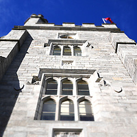 FREE IMAGE-NO REPRO FEE. UCC, Quad, Clock Tower, Photo by Tomas Tyner, UCC.