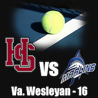Tennis vs Va. Wesleyan - 16