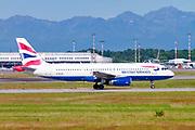 British Airways, Airbus A320-200 G-EUUB