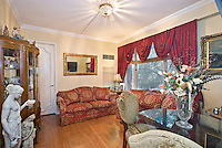 Living Room at 205 East 68th Street