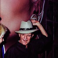 Truman Capote and Deborah Harry at Studio 54 New York, NY