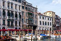 Italy, Venice. Hotel Locanda Sturion