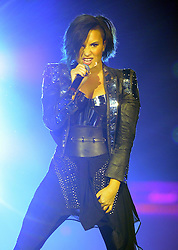 Singer/Actress Demi Lovato performs on stage at O2 Arena in London, UK. 28/11/2014<br />