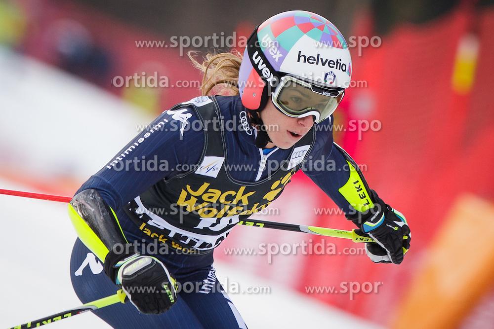 Marta Bassino (ITA) during 7th Ladies' Giant slalom at 52nd Golden Fox - Maribor of Audi FIS Ski World Cup 2015/16, on January 30, 2016 in Pohorje, Maribor, Slovenia. Photo by Ziga Zupan / Sportida