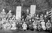 Salvation Army school, Japan, c1900.