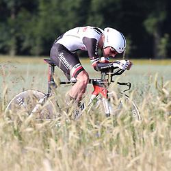 21-06-2017: Wielrennen: NK Tijdrijden: Montferland      <br />s-Heerenberg (NED) wielrennen<br />Sam Oomen