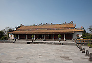 Thai Hoa Palace and Great Rites Court, Hue Citadel / Imperial City, Hue, Vietnam