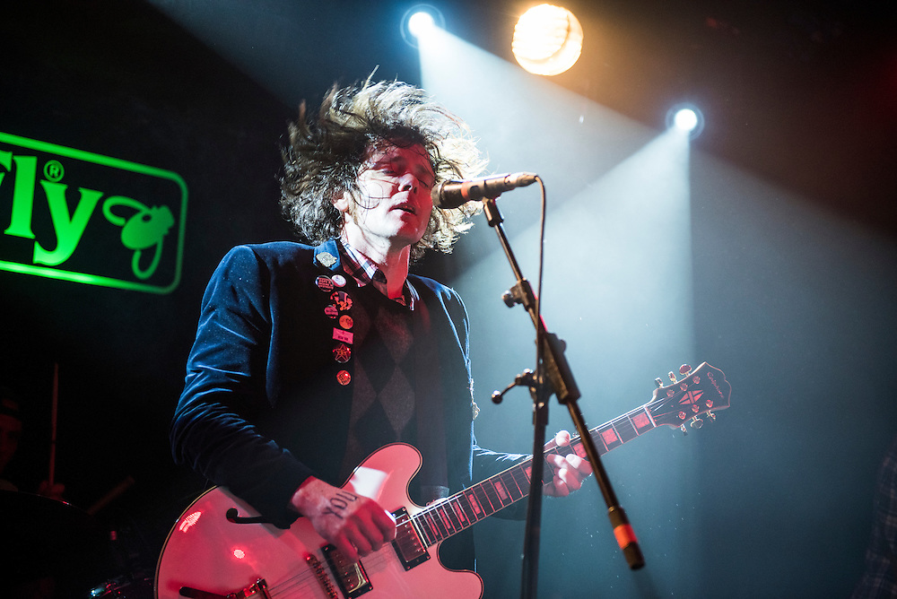 Beach Slang, live at the Barfly, Camden on 27th January 2016.