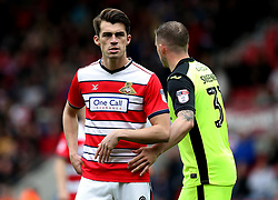 John Marquis of Doncaster Rovers - Mandatory by-line: Robbie Stephenson/JMP - 29/04/2017 - FOOTBALL - The Keepmoat Stadium - Doncaster, England - Doncaster Rovers v Exeter City - Sky Bet League Two
