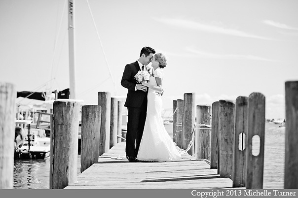 Martha's Vineyard Wedding at the Whaling Church and Atria.  Images by Destination Wedding Photographer Michelle Turner.