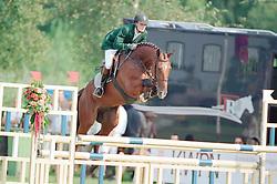 Benterman Nick-Pirana<br />KWPN Paardendagen 2001<br />Photo © Dirk Caremans