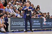 DESCRIZIONE : Eurolega Euroleague 2015/16 Group D Dinamo Banco di Sardegna Sassari - Brose Basket Bamberg<br /> GIOCATORE : Romeo Sacchetti<br /> CATEGORIA : Ritratto Allenatore Coach<br /> SQUADRA : Dinamo Banco di Sardegna Sassari<br /> EVENTO : Eurolega Euroleague 2015/2016<br /> GARA : Dinamo Banco di Sardegna Sassari - Brose Basket Bamberg<br /> DATA : 13/11/2015<br /> SPORT : Pallacanestro <br /> AUTORE : Agenzia Ciamillo-Castoria/C.Atzori