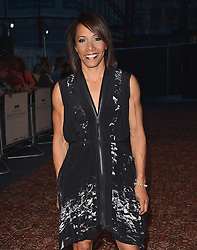 Dame Kelly Holmes attends an exclusive charity preview screening of Downton Abbey on behalf of The Cinema and Television  Benevolent Fund  at The Empire, Leicester Square on Wednesday 17th September 2014